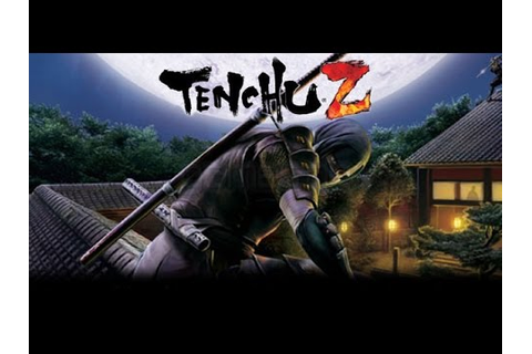 Tenchu Z Trailer HD (Rus) - YouTube