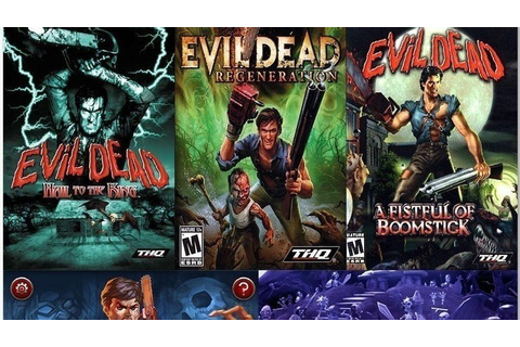 Petition · A New Evil Dead Game starring Bruce Campbell as ...