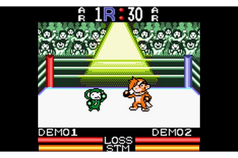 Play Monkey Puncher (Europe) • Game Boy Color GamePhD