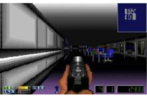 Corridor 7: Alien Invasion Download (1994 Arcade action Game)