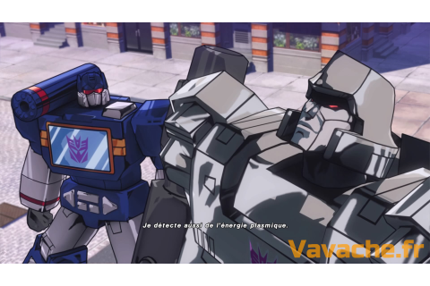 Test Transformers Devastation | Jeux-video - Vavache.fr