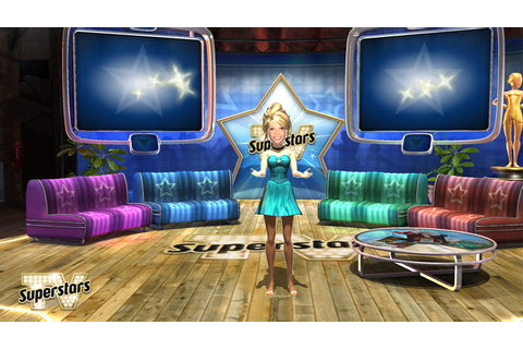 TV Superstars - Move Compatible (PS3): Amazon.co.uk: PC ...