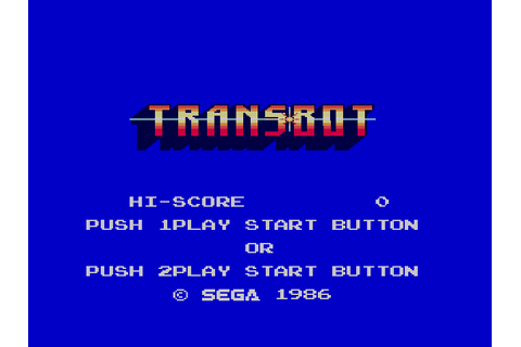 TransBot Download Game | GameFabrique