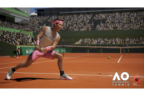 AO International Tennis Launches Next Month On PC And ...