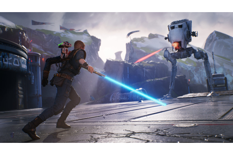 E3 2019: 'Star Wars: Jedi Fallen Order' lets you become a ...