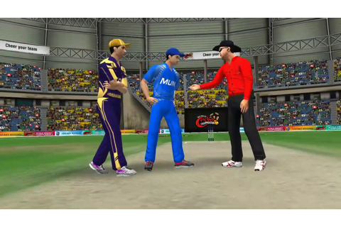 9th April Mumbai vS Kolkata : World Cricket Championship 2 ...