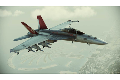 Ace Combat Assault Horizon Legacy+ Launches in February on ...