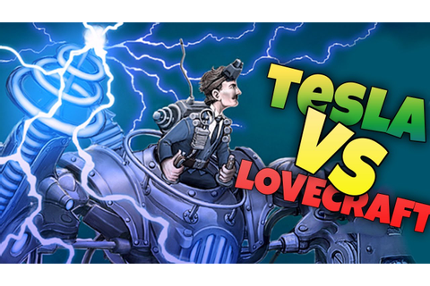 Tesla vs Lovecraft - Gameplay Review (Gamejolt Arena ...