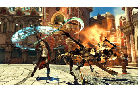 Review Game: DmC:Devil May Cry (PS3)