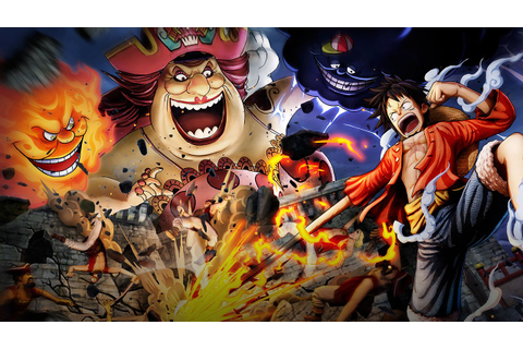 ONE PIECE: PIRATE WARRIORS 4 announced for PlayStation 4 ...