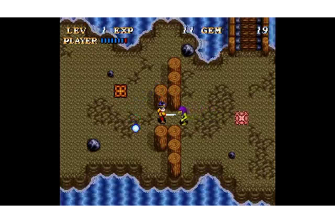 Soul Blazer ... (SNES) - YouTube