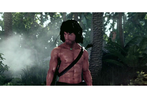 'Rambo: The Video Game' trailer gives first look at ...