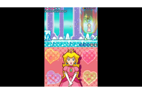 Super Princess Peach - Post Game - YouTube