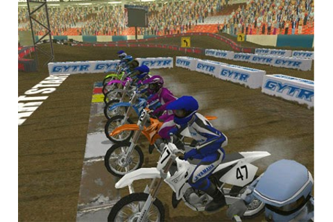 Yamaha Supercross Game - Free Download Full Version For Pc