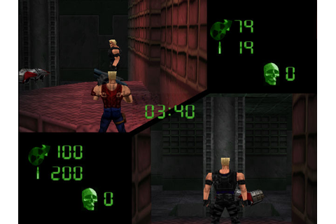 Duke Nukem: Land Of The Babes [2000 Video Game ...