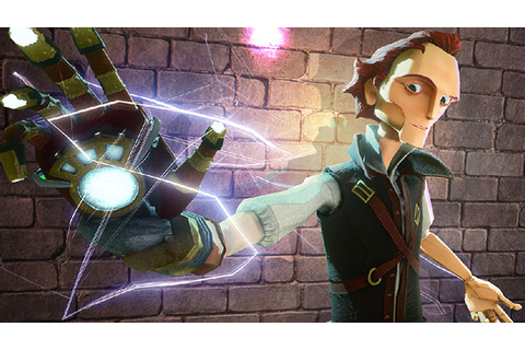 Platform adventure game The Watchmaker coming to PS4, Xbox ...