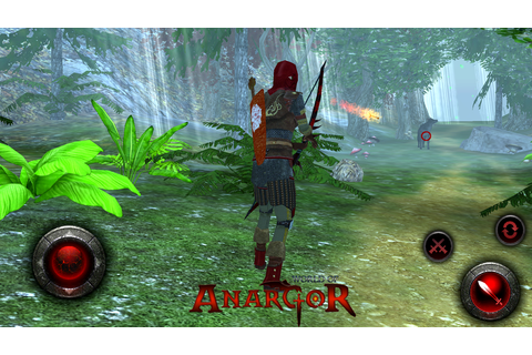 World of Anargor - Free 3D RPG - Google Play の Android アプリ