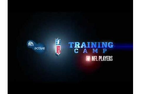 EA Sports Active: NFL Training Camp Trailer - YouTube