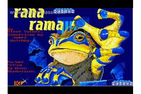 RANARAMA - DUNGEON 1 (ATARI ST) - YouTube