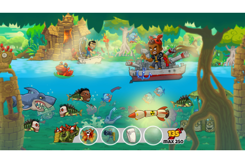 Dynamite Fishing – World Games – Games for Android 2018 ...