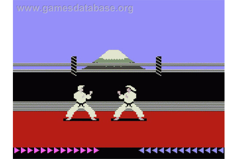 Karateka - Atari 7800 - Games Database