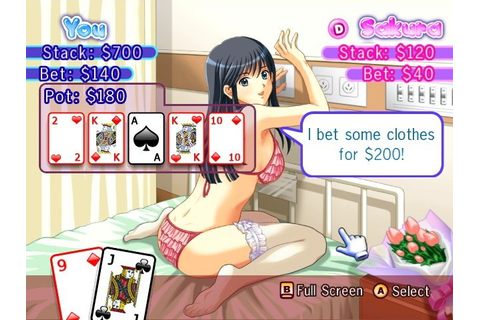 Sexy Poker (WiiWare) News, Reviews, Trailer & Screenshots ...