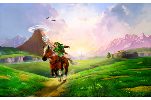 The Legend Of Zelda Ocarina Of Time 3D, HD Games, 4k ...