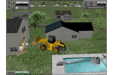 Free Download Pc Games CATERPILLAR construction tycoon RIP ...