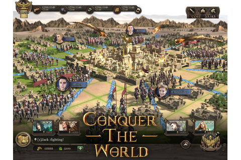 App Shopper: Immortal Conquest - MMO Strategy War Game (Games)