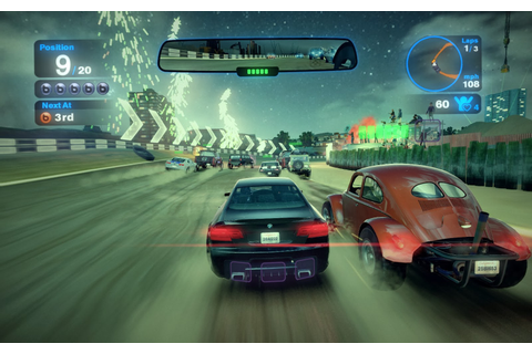 Free PC Game Full Version Download: Download Blur PC Game
