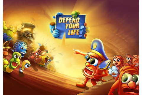 Defend Your Life! Hacked (Cheats) - Hacked Free Games