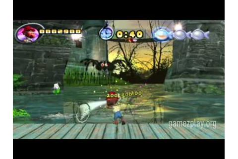 Fish em all video game launch trailer Nintendo Wii - YouTube