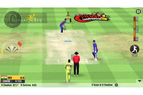 World cricket championship 2 for Android - Download APK free