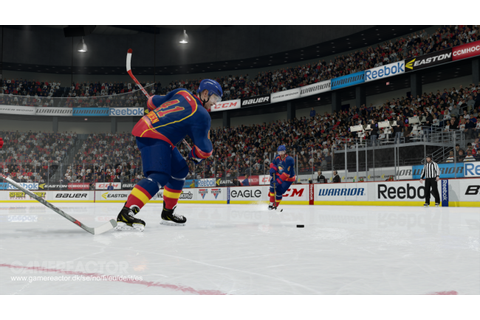 NHL 16 Recension - Gamereactor Sverige