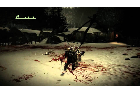 Bloodforge (XBLA) - First Ten Minutes of Gameplay - YouTube