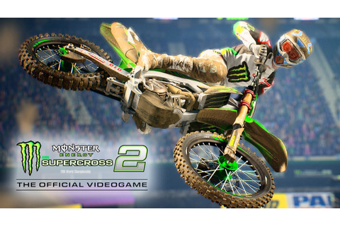 Monster Energy Supercross: The Official Video Game 2 ...