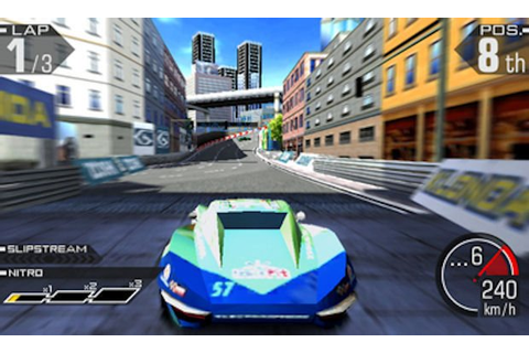 Review: Ridge Racer 3D