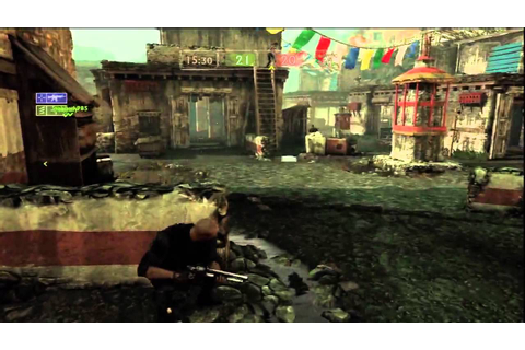Uncharted 2 Deathmatch - The Village (Il Villaggio) - 01 ...