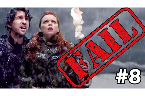 GAME OF THRONES PARODY (Game of Fail) - Ep 8 - The Wall ...