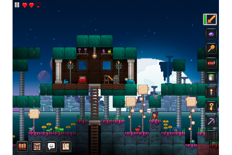 10 Games Like Terraria - Sandbox Adventure Games | HubPages