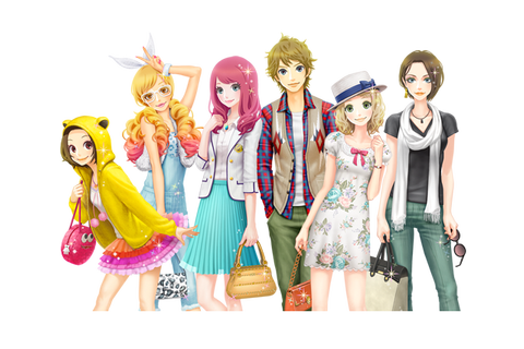 Official Site - Style Savvy: Trendsetters for Nintendo 3DS ...