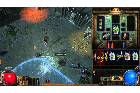 Co ja gram: Path of Exile [gameplay 720p] - YouTube