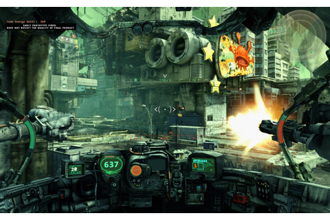 Hawken Review and Download – MMOBomb.com