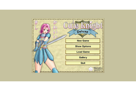Cute Knight | Video Game | VideoGameGeek
