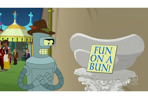 Fun on a Bun | Futurama Wiki | FANDOM powered by Wikia