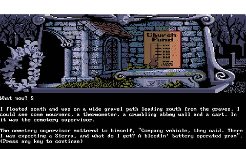 Download Scapeghost adventure for DOS (1989) - Abandonware DOS