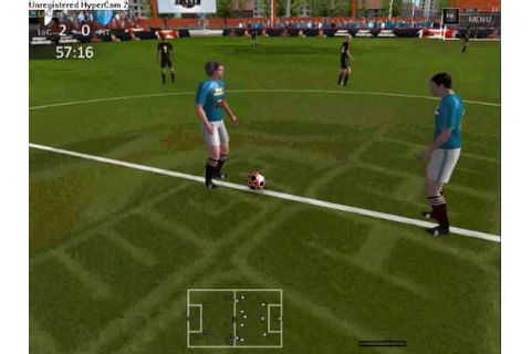 Power Soccer- One Of The Best Online Soccer games - YouTube