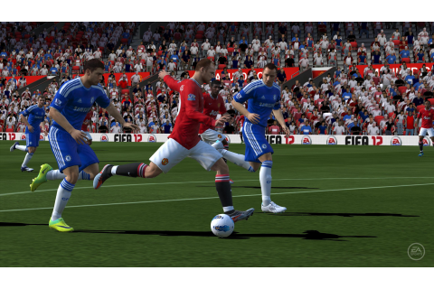 EA Sports FIFA Football Review (PS Vita) | Push Square