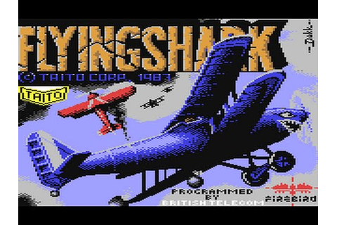 Game Over-music from Flying Shark on Commodore 64 - YouTube