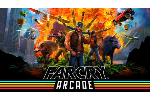 Far Cry 5 Arcade 2018, HD Games, 4k Wallpapers, Images ...